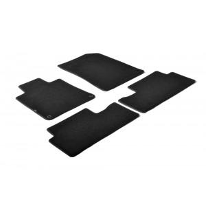 Alfombrillas textiles para Peugeot 508