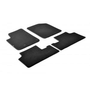 Alfombrillas textiles para Peugeot Partner