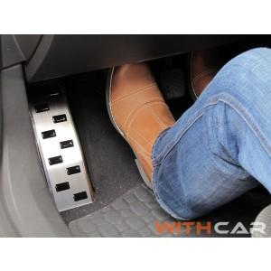 Protector de la pierna izquierda Dacia DUSTER