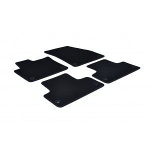 Alfombrillas textiles para Land Rover Evoque