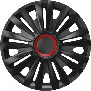 Tapacubos para ruedas Royal RR black