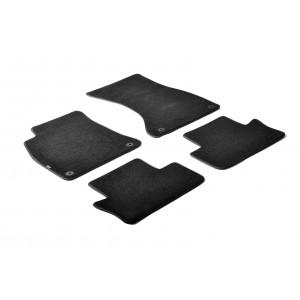 Alfombrillas textiles para Seat Exeo