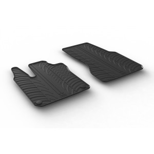 Alfombrillas de goma para Smart Fortwo