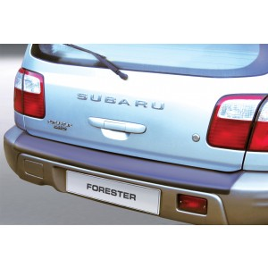 La protección del parachoques Subaru FORESTER