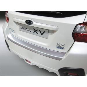 La protección del parachoques Subaru XV