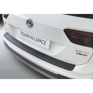 La protección del parachoques Volkswagen TIGUAN ALLSPACE 4X4