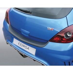 La protección del parachoques Opel CORSA 'D' OPC 3 puertas