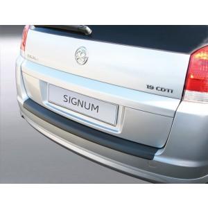 La protección del parachoques Opel SIGNUM