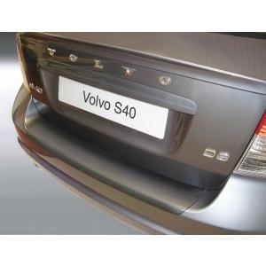 La protección del parachoques Volvo S40