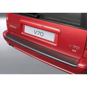 La protección del parachoques Volvo V70