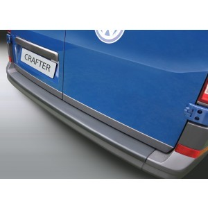 La protección del parachoques Volkswagen CRAFTER