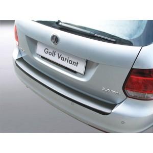 La protección del parachoques Volkswagen GOLF MK VI VARIANT