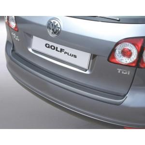 La protección del parachoques Volkswagen GOLF PLUS MK V