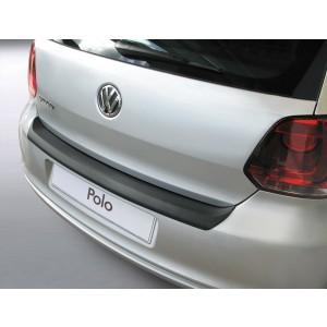 La protección del parachoques Volkswagen POLO MK V 3/5 puertas