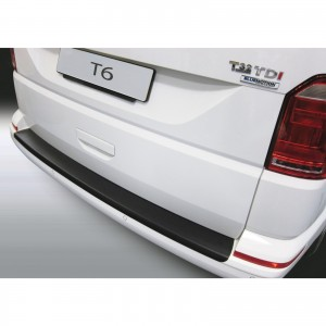 La protección del parachoques Volkswagen T6 CARAVELLE / COMBI / MULTIVAN / TRANSPORTER (una puerta de baúl)