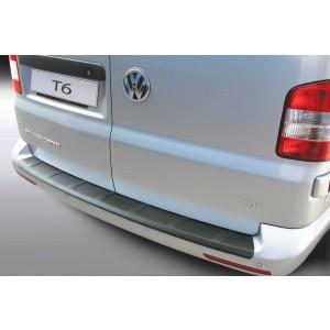 La protección del parachoques Volkswagen T6 CARAVELLE / COMBI / MULTIVAN / TRANSPORTER (dos puertas traseras de baúl)