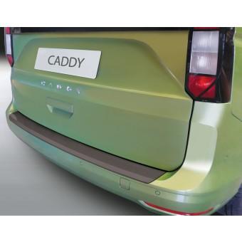 La protección del parachoques Volkswagen CADDY (Parachoques pintados)