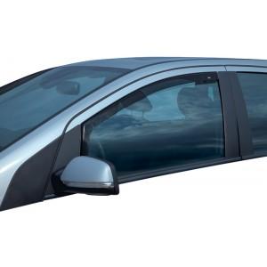 Cortavientos de ventanilla para Nissan Note