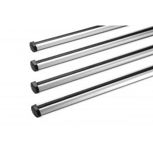 Portaequipaje de techo para Mercedes Sprinter/4 barras