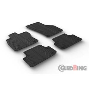 Alfombrillas de goma para Audi A3 (3 puertas)