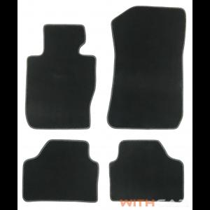 Alfombrillas textiles para BMW X1