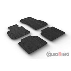 Alfombrillas de goma para BMW Serie 2 Grand Tourer