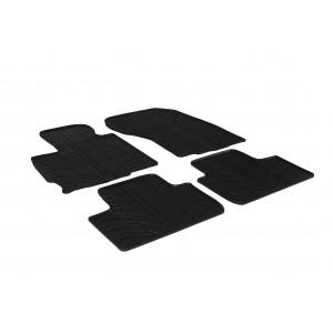 Alfombrillas de goma para Citroen C3 Aircross