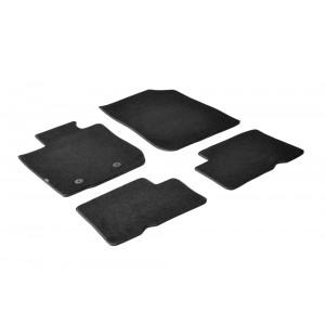 Alfombrillas textiles para Dacia Duster 4x4