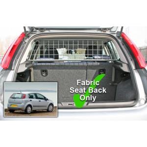 Reja separadora para Fiat Grande Punto (Espalda de textil)