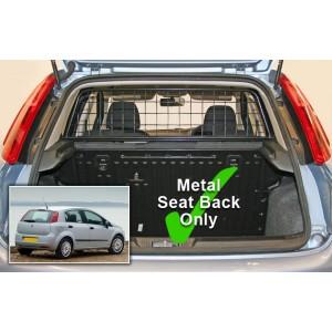Reja separadora para Fiat Grande Punto (Espalda de metal)