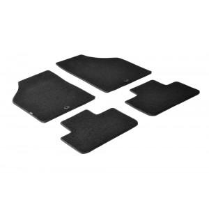 Alfombrillas textiles para Fiat Punto