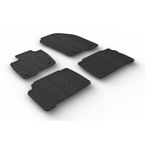 Alfombrillas de goma para Ford S-max/Galaxy