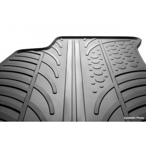 Alfombrillas de goma para Citroen DS3 CROSSBACK