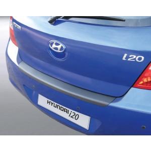 La protección del parachoques Hyundai i20 3/5 puertas