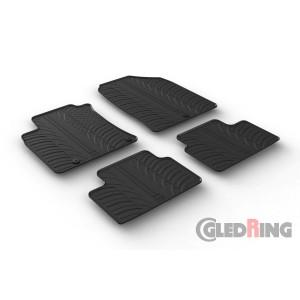 Alfombrillas de goma para Hyundai i30/SW/Fastback