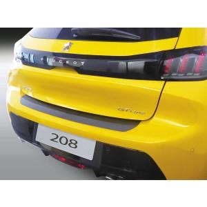 La protección del parachoques Peugeot 208 5 puertas