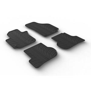 Alfombrillas de goma para Seat Altea/Altea XL