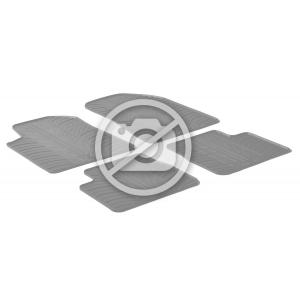 Alfombrillas textiles para Dacia Lodgy (5 asientos)